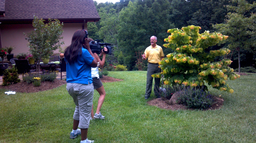 "UNC-TV's ""In The Garden"" television program"